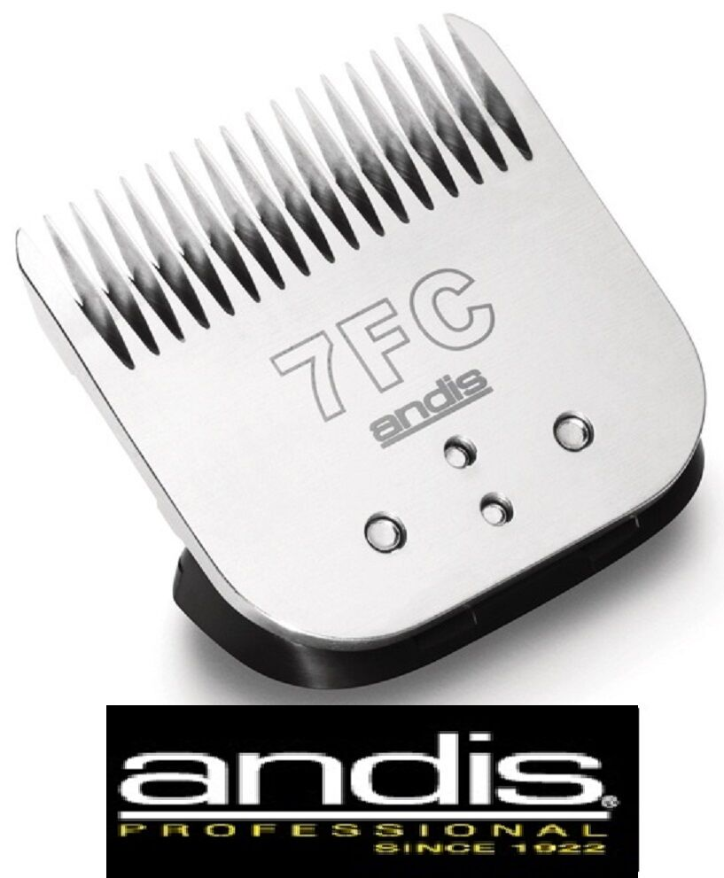 Andis Easy Clip Versa RACD Clipper 1 8  6.3mm Steel REPLACEMENT BLADE F 7FC