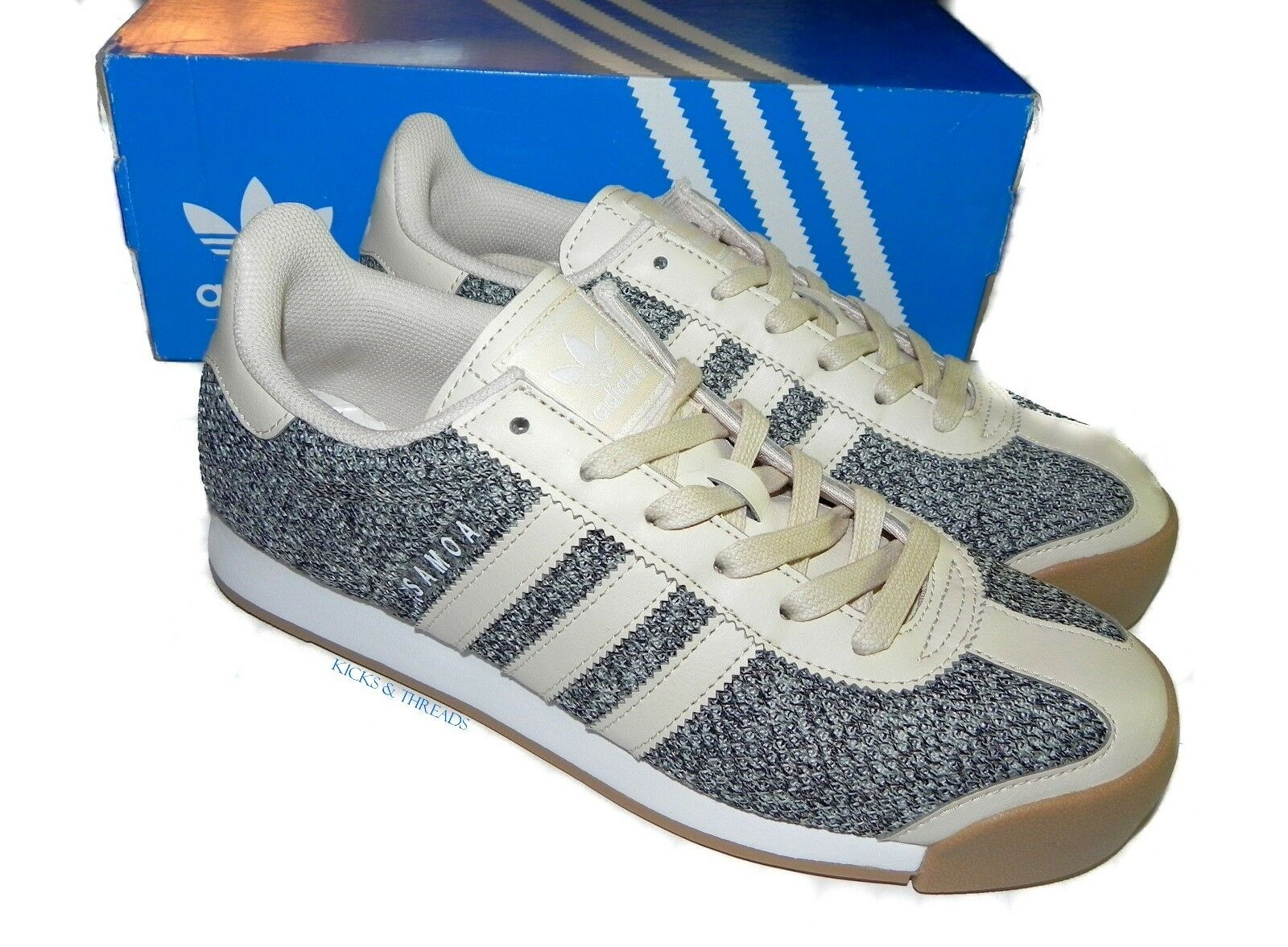 Adidas Originales Samoa bb8613 ropa goma de mujer gris de goma ropa comodo 9f916b