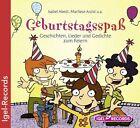 Abedi, I: Geburtstagsspaß/CD von Astrid Lindgren, Marliese Arold und Isabel Abedi (2012)