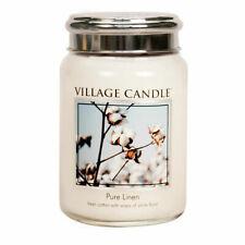 Village Candle Duftkerze Großes Glas 602 g - Auswahl