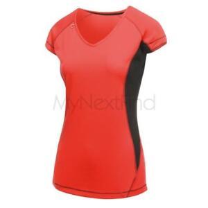 Regatta-Activewear-para-Mujeres-Camiseta-de-Beijing