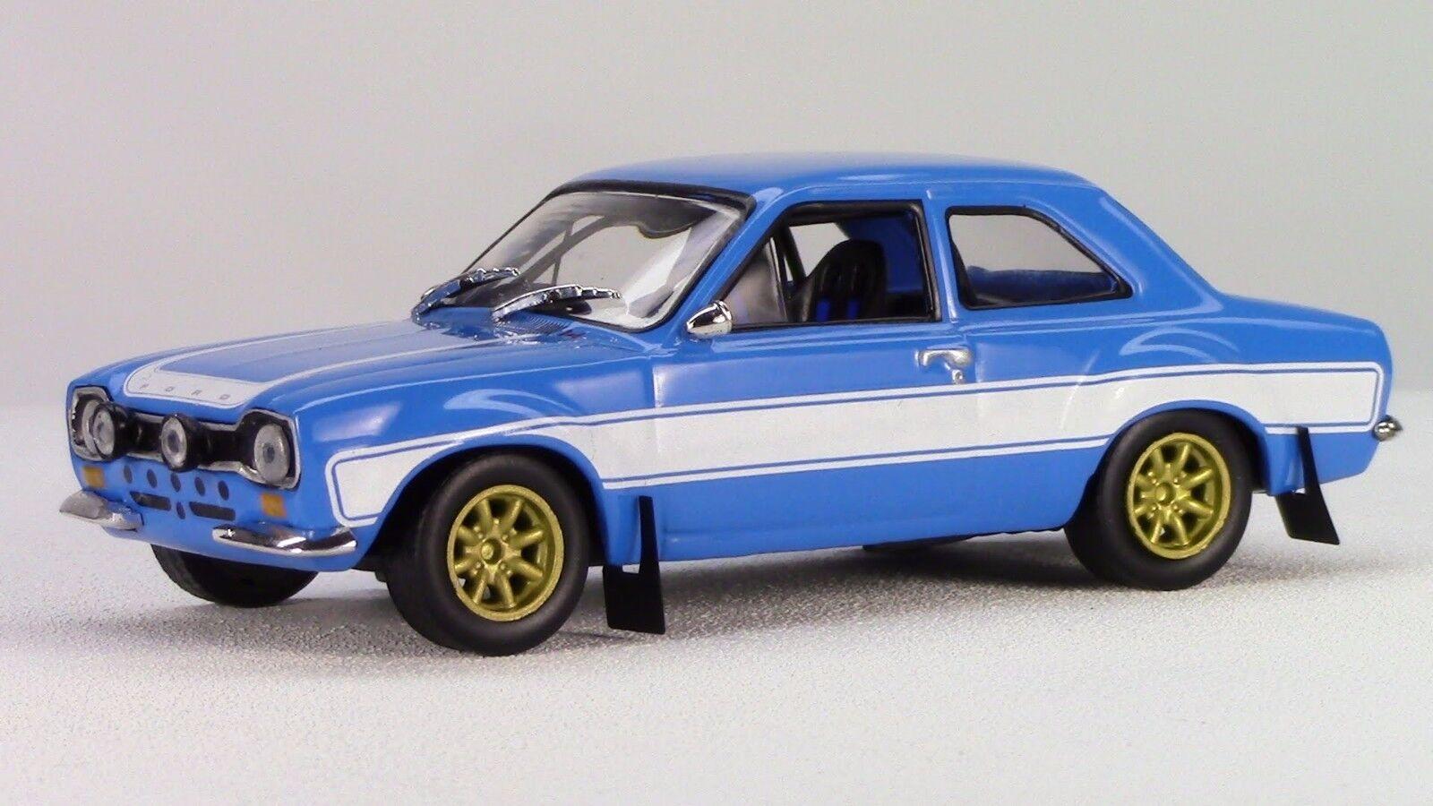Grünlight Ford Escort RS2000 Mkk 1974 Brian's Auto Fast And Furious 19022 1 18  | Ab dem neuesten Modell