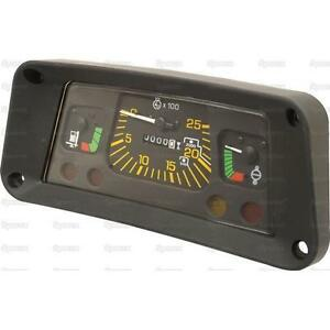 Details about Ford Tractor Instrument Cluster Tachometer 3230 3430 on