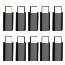 10X USB 3.1 Type-C Male to Micro USB Female Converter USB-C Adapter Type NEW