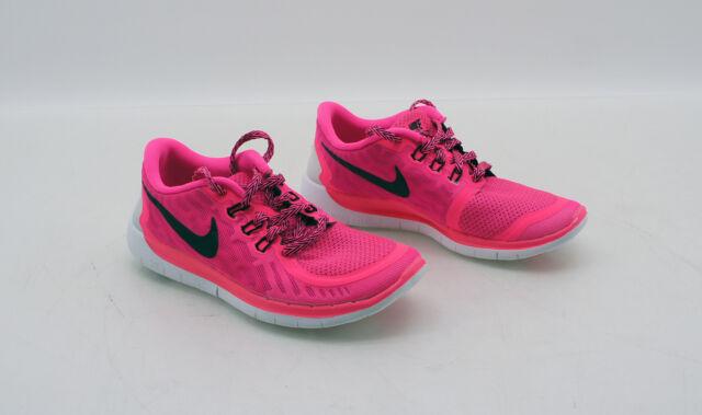 Nike 5.0 Damen Lauf Sport Fitness SCHUHE Pink Gr. 36 725114