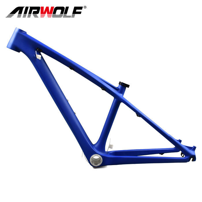 Airwolf Carbone VTT Cadre bb92 3k tissage OEM cadre vélo 26er 14 in