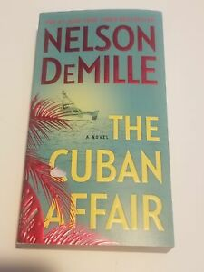 BOOK-The-Cuban-Affair-by-Nelson-DeMille-used