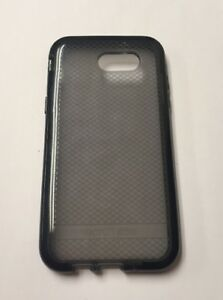 best service 564a3 15e39 Details about Tech21 Evo Check Case for Samsung Galaxy J3 Emerge And  Eclipse - Smokey Black