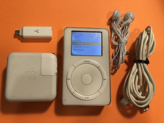 Apple iPod classic 2nd Generation White (20 GB)