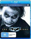The Dark Knight - Platinum Collection (Blu-ray Disc, 2008, 2-Disc Set)