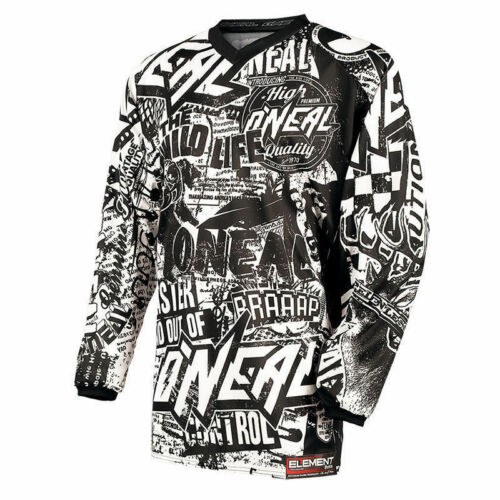 Oneal O/'Neal Element Kinder Shirt Cross Jersey DH MX Freeride DH  UVP 32,95 €