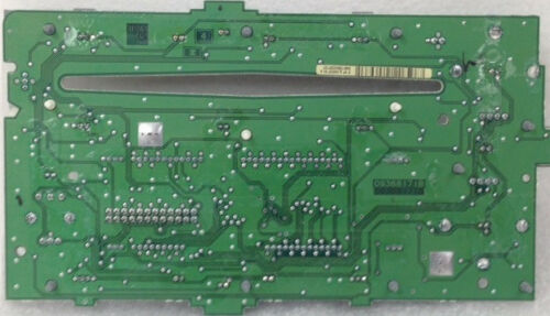 Solve it w// this part GM Delco CD6 radio control display board Burnt out bulbs