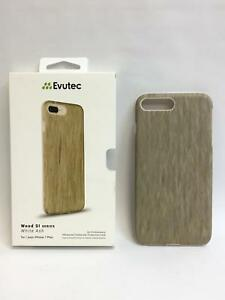 release date 3b489 8c403 Details about Evutec Wood SI Series White Ash IPhone 7 Plus Phone Cover