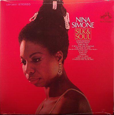 Nina Simone SILK & SOUL Stereo RCA VICTOR New Sealed Vinyl Record LP