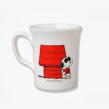 "KAWS OriginalFake x PEANUTS Snoopy 4"" MIlk Mug Set (2011) NEW"