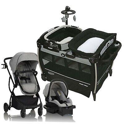Evenflo Urbini Baby Stroller Travel System Car Seat Set ...