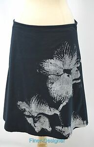MOTH Anthropologie a line skirt Womens skirt knee fit & flare lined SIZE 8 NEW