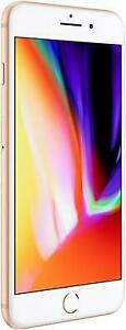 iPhone 8 Plus 64 GB Gold Unlocked -- Buy from a trusted source (with 5-star customer service!) Ottawa Ottawa / Gatineau Area Preview