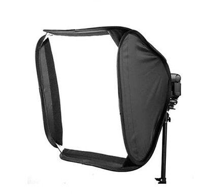 "16""x16"" 40x40cm Photo Studio Softbox For Flash SpeedLight Speedlite Nikon SB800"