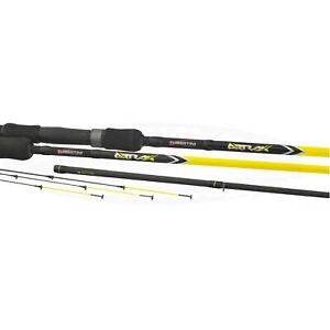 Canna-da-pesca-alla-carpa-Tubertini-Atrax-rod-in-carbonio-feeder-fishing-lago-ft
