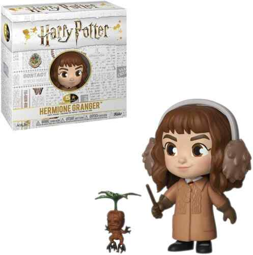 Funko 5 Star-Harry Potter-Hermoine GRANGER Moyen Figure herboristerie