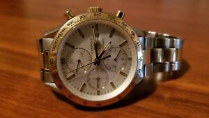 ac951aa4335 tag heuer carrera 18k yellow gold   stainless steel cv2050.bd0789 ...