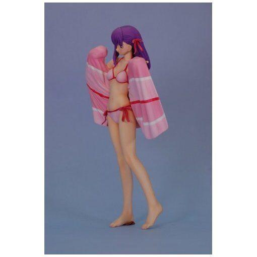 SAKURA MATO Bikini Ver. 1/7 PVC Statue Fate Hollow Hataraxia Griffon Ent - NEW