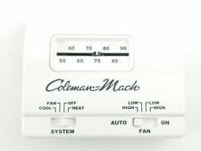 Dometic 3313192.000 White Single Zone LCD Thermostat Heat//Cool//Fan