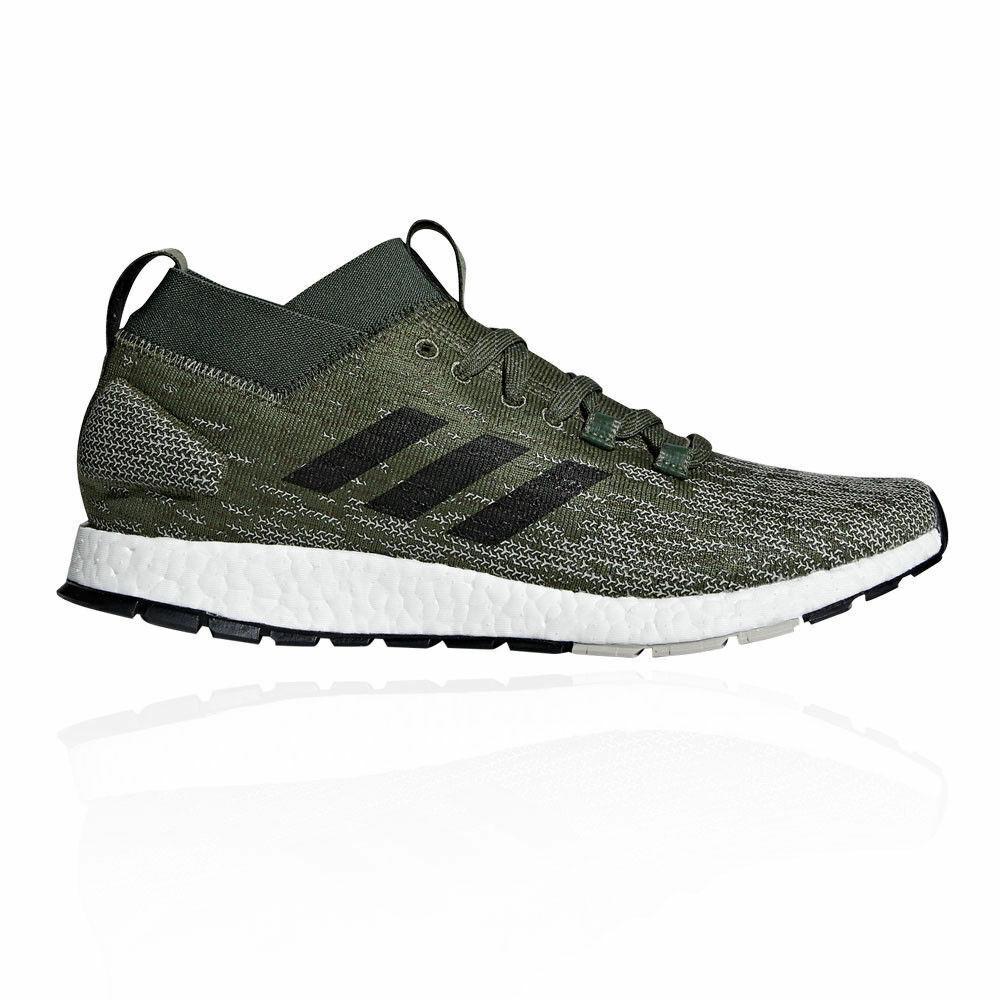 7e98c24da Adidas PureBOOST RBL Deep Green Running shoes Trainers Sneakers 10 Mens