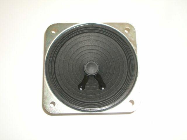 Workman SA8 8.8in Square Internal Replacement CB Radio Speaker