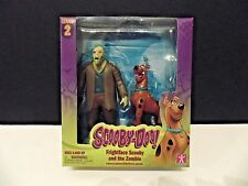 Scooby-Doo! Frightface Scooby and the Zombie Series 2 action figures