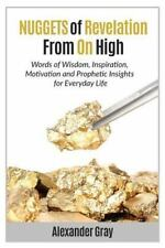 Nuggets of Revelation from on High by Apostle Gray (2014, Paperback)