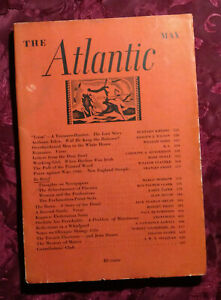 ATLANTIC-May-1936-Rudyard-Kipling-Mary-Doyle-Leland-Stowe-William-Hard