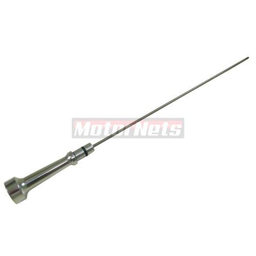 1955-79 SBC Billet Aluminum Small Block Chevy Engine Oil Dipstick Hot Rat Rod