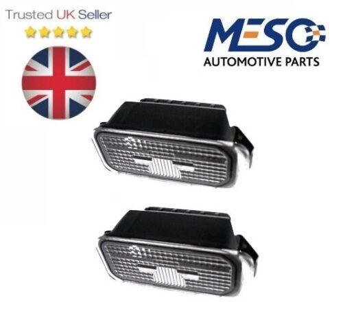 A PAIR OF NUMBER PLATE LIGHT LAMP /& BULB FOR FORD KUGA CBV 2008-2012
