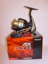 SHIMANO ax2500fb filatura PESCA MULINELLO 6/8/10 LB