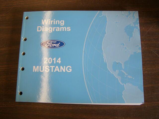 Oem Ford 2007 Mustang Shop Manual Books   Wiring Diagram