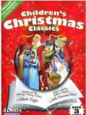 Childrens Christmas Classics (DVD, 2011, 4-Disc Set)