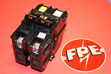 Federal Pacific 15 Amp 2 Pole Breaker Type Na Wide 120 240 Volt