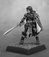 JIRELLE ICONIC SWASHBUCKLER - PATHFINDER REAPER figurine miniature rpg jdr 60174