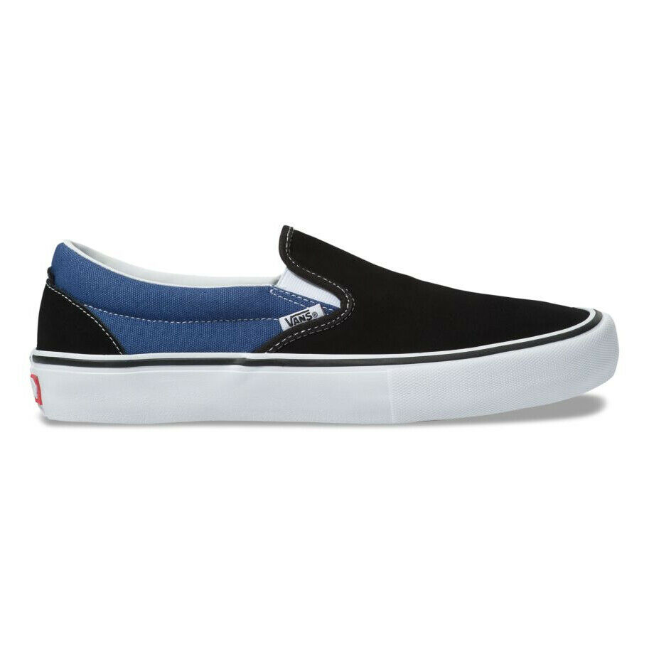 New VANS X ANTI HERO Slip-On Pro Pfanner Black Sneakers Limited Edition 2019