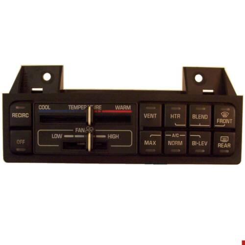 95-99 Buick LeSabre A//C Heater Climate Control Panel OEM 16214474 1995-1999