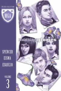 Morning-Glories-Vol-3-by-Nick-Spencer-2014-Hardcover-Deluxe-Brand-New