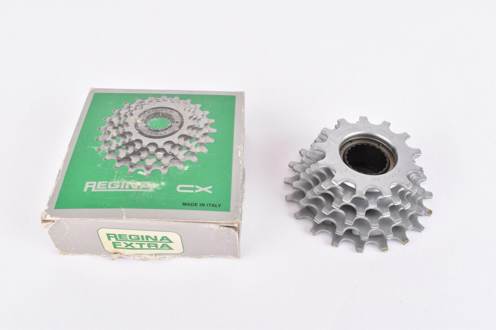 NOS NIB Regina CX CX-S 6-speed Freewheel with 13-20 teeth and italian threading