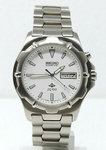Orologio-Seiko-kinetic-watch-stainless-steel-clock-seiko-horloge-man-41-mm-reloy