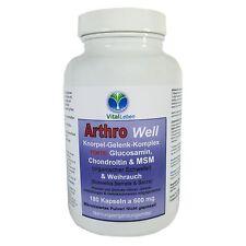 Arthro Well, Knorpel-Gelenk-Komplex, 180 Kapseln a 600mg, #25540