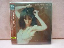 JAPAN MINI LP CD SEALED PATTI SMITH GROUP EASTER BVCM37929 RAMONES TELEVISION