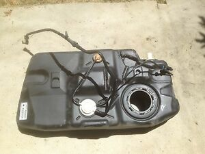 Jeep compass fuel tank
