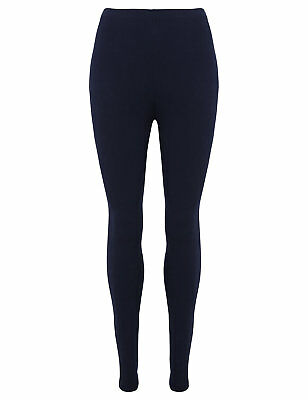 Liberal Fa M Ou S High St Store Women's M S Indigo Collection Cotton Rich Leggings