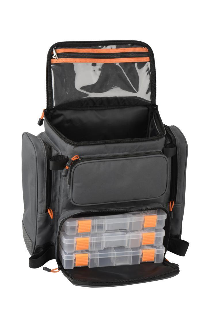 Savage Gear Lure Specialist Rucksack Gr. M 3 Boxes Kunstköder Tasche Ruck Sack